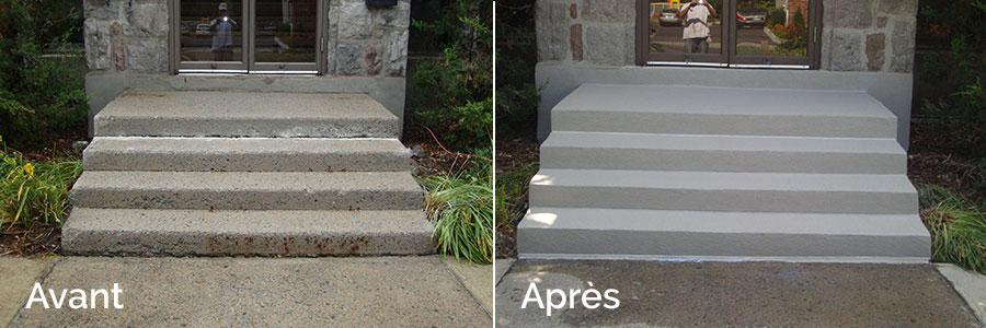 Rparation Balcon De Bton Ou Ciment  Surfaceur De Bton Et
