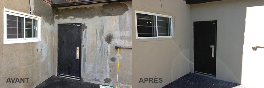 reparer fissure crepi facade cheap ravalement with reparer fissure crepi facade elegant. Black Bedroom Furniture Sets. Home Design Ideas